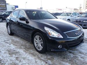 2012 Infiniti G37X Luxury|AWD|NAVI|B.CAM|SUNROOF|LEATHER
