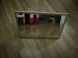 Shoe mirror baby mirror