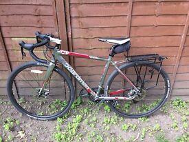 Boardman CX Team Bike - near new condition (<250 miles) & £390 worth upgrades - 50cm frame