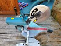 Erbauer compound sliding mitre saw