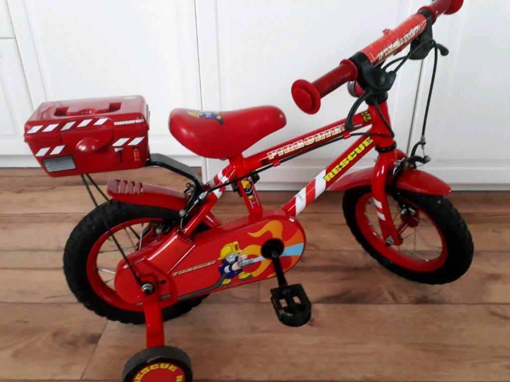 12in boys bike