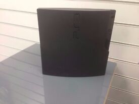PS3 Slim - 160GB - BLACK - USED - PERFECT WORKING CONDITION - CAN BE SWAPPED FOR OLD GADGETS