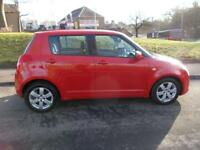 SUZUKI SWIFT 1.2 DDIS 5d 73 BHP (red) 2009