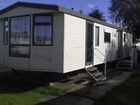 Holiday Caravan - Manor park - Hunstanton