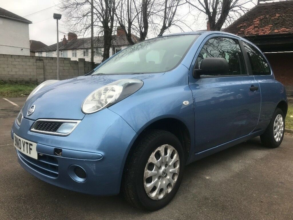 2010 Nissan Micra 1.2 1 Keepers Cheap Car very Economical and 12 Months MOT
