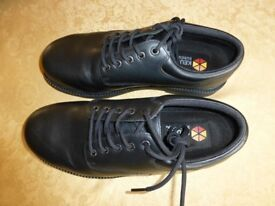 Safety Shoes (New) Oxford Style Size 9 - 9.5 UK - £20