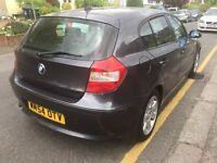 BMW 1 SERIES 2.0 118d Sport Hatchback 5dr Diesel Manual (150 g/km, 122 bhp)