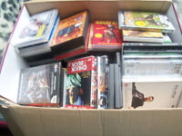 BULK LOT OF DVDS FILMS ALL IN GOOD+ CONDITION REVAMPING MY COLLECTION ORIGINALS