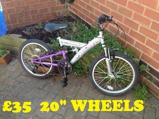 Various Bikes For Sale From £10