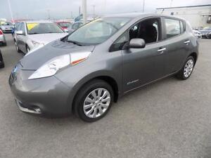 Nissan LEAF S 2014 Gris