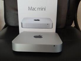 Apple Mac mini intel core i5 2.6Ghz intel iris graphics card