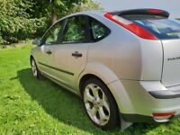 2005 focus 1.6lx petrol long mot st alloys etc need gone today cheap car going well no offers