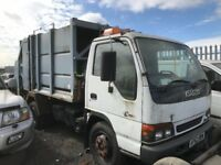 Isuzu breaking parts available