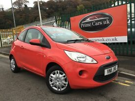 2011 11 Ford Ka 1.2 Edge 5 door 5 Speed Manual Low Miles