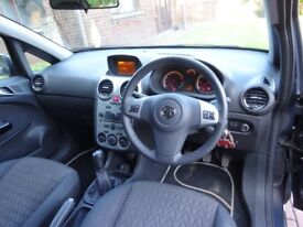 For Sale low mileage Vauxhall Corsa