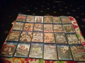 WWE Blu Rays for sale