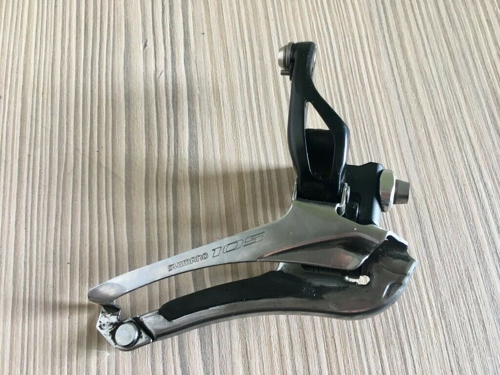 17a0e930e05 Shimano 105 5800 Braze on Front Derailleur. East End, Glasgow £10.00.  Images; Map. https://i.ebayimg.com/00/s/NzY4WDEwMjQ=