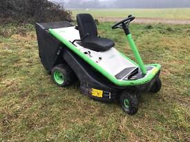 Etesia MBHE Hydro Ride On Mower (delivery available)