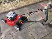 Cobra M51SPB self propelled petrol lawn mower