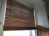 Ikea wooden blind