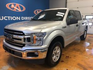 2018 Ford F-150 XLT CREW/ 5.5' BOX/ POWER GROUP/ BLUETOOTH/ R...