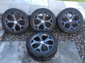 """Ford 18"""" ST Style Alloy Wheels"""