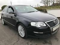 VOLKSWAGEN PASSAT 2.0 CR TDI HIGHLINE *** FULL LEATHER INTERIOR***