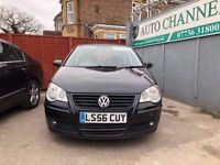Volkswagen Polo 1.4 S 5dr£3,195 p/x welcome LOW MILLAGE, EXCELLENT ON FUEL