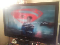 "lg tv 42"" flat screen"