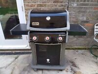 Weber Barbecue 'Spirit' E-310 Burner Gas BBQ