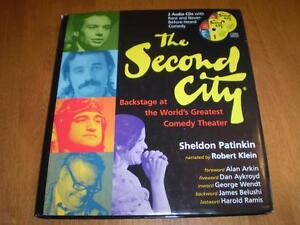THE SECOND CITY WORLD'S GREATEST COMEDY WITH 2 CD'S Windsor Region Ontario image 1