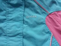 CROSS DESIGNER SKI JACKET & SALOPETTES AGE 3 APPROX