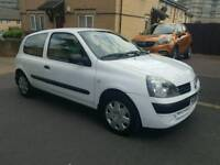 2006 Renault CLIO 1.2 Campus, 1 Lady Owner Full Service History 65k