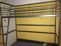 High Loft Bed (Ikea - SVÄRTA)