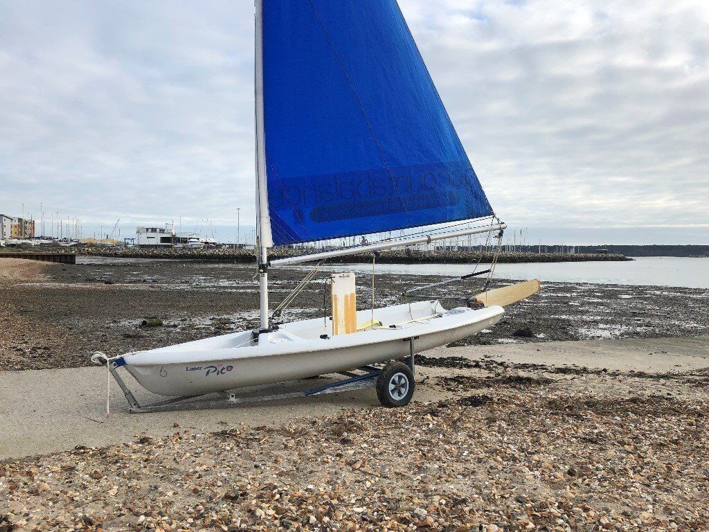 Laser Pico sailing dinghy   in Poole, Dorset   Gumtree
