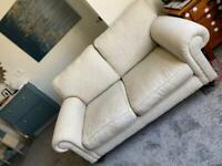 Free Laura Ashley cream chair must collect woodstone village