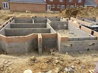 BRICKLAYING GANG WANTED - FOOTING WORK IN OXFORD & KEMPSTON- GOOD RATES PAID ON PRICE