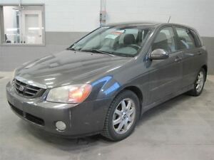 2005 Kia Spectra5 HATCH A/C AUTOMATIQUE