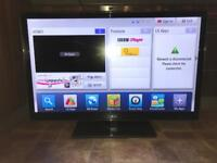 "LG 47LW650T 47"" HD 1080P led 3d Tv with Freeview"