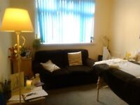 sharing a studio for treatment all month of July and August for £250st