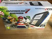 New Nintendo 2DS Mario Kart 7 bundle