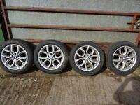 BMW Wheel Rims & Tyres