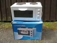 Beko 'Cookworks' Mini Oven
