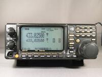 Yaesu VR5000 Scanner / Receiver Wide Band All-mode HF / VHF / UHF / SHF