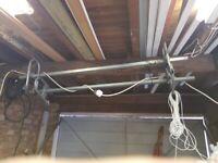Second hand universal roof rack