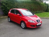 2008 Seat Altea TDi, FSH, full year MOT - trade ins & swaps welcome - delivery available