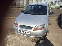 Low mileage cheap 5dr Kalos