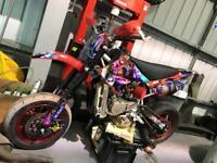 Pit bike cr85
