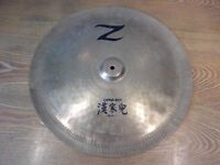 "VINTAGE [THE ORIGINAL] ZILDJIAN Z CHINA BOY 20""/51cm CYMBAL RARE!"