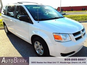 2008 Dodge Grand Caravan SE *** Certified and E-Tested ** $5,999